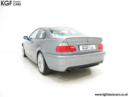 2003 An Astonishing BMW E46 318Ci MSport Coupe with 3,455 Miles SOLD (picture 4 of 6)