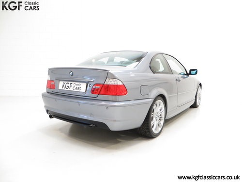 2003 An Astonishing BMW E46 318Ci MSport Coupe with 3,455 Miles SOLD (picture 5 of 6)