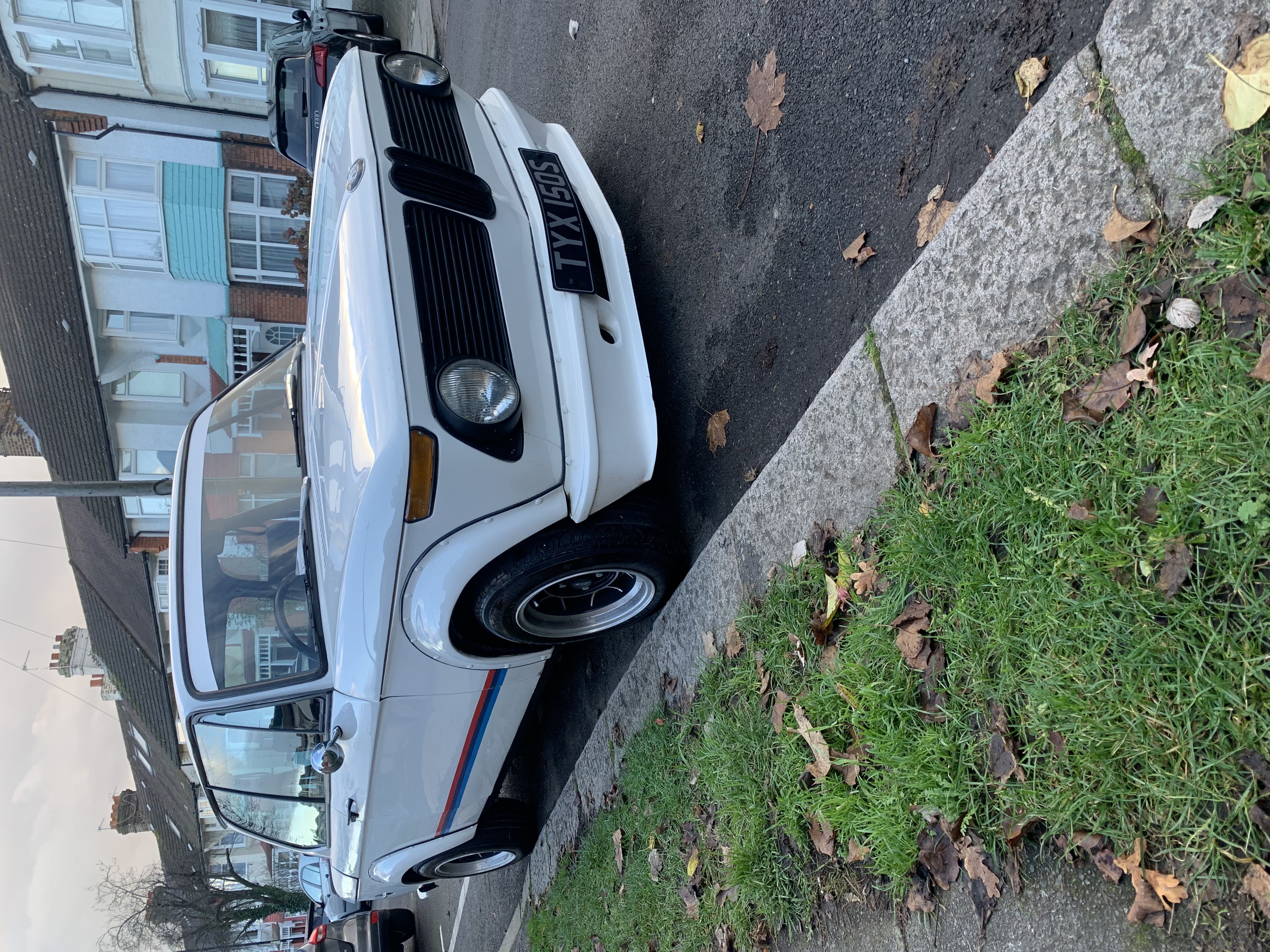 BMW 2002 Alpina Turbo  Recreation