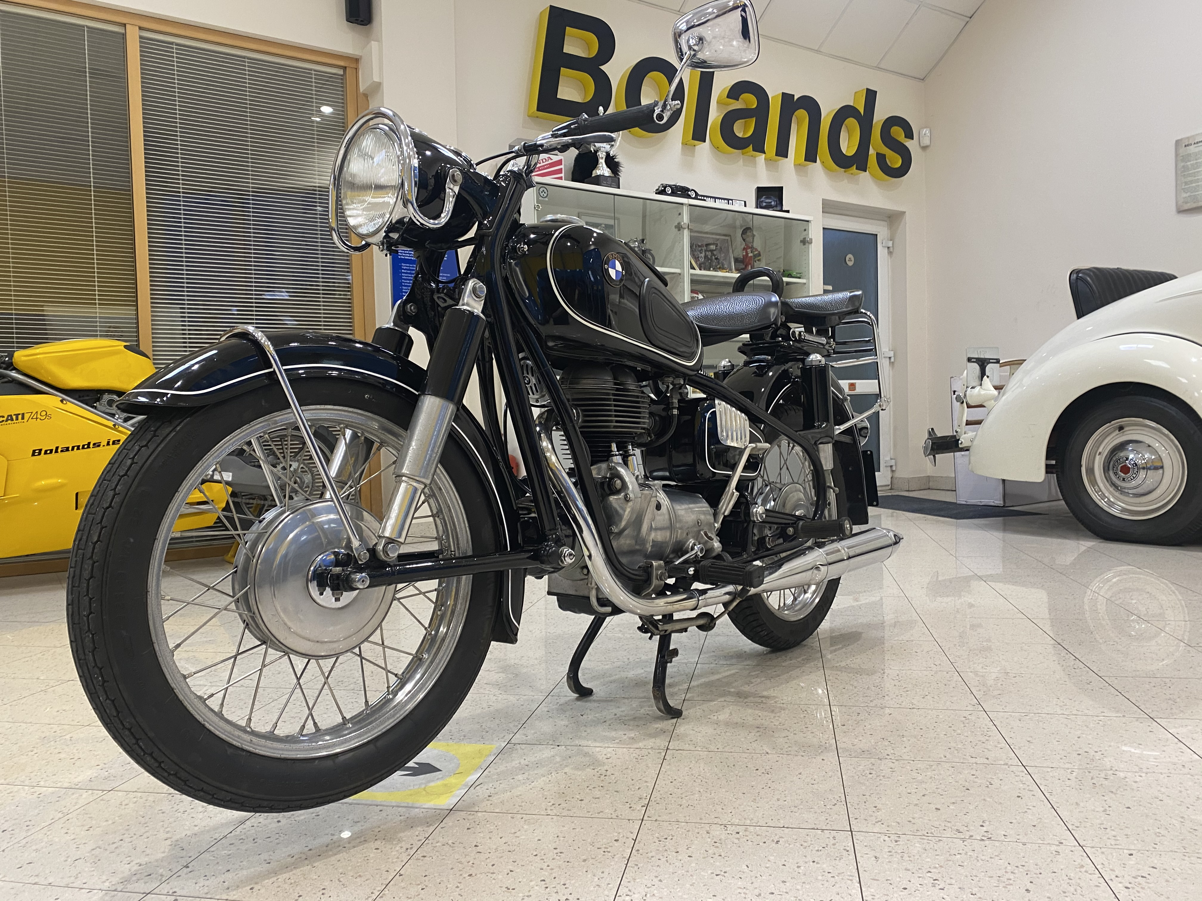 BMW R26 Beautiful Condition 250cc Matching Number
