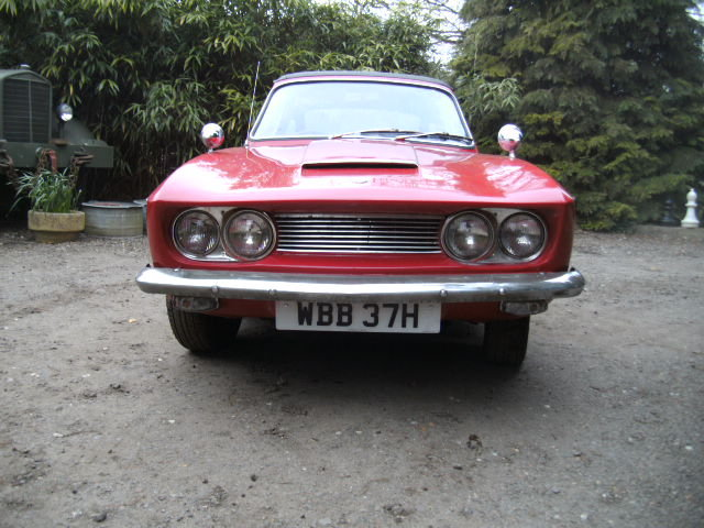 1969 Bond Equipe 2.0ltr GT Convertible 2 PLUS 2 For Sale (picture 2 of 6)