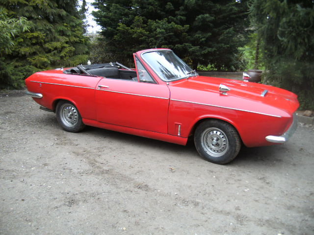 1969 Bond Equipe 2.0ltr GT Convertible 2 PLUS 2 For Sale (picture 3 of 6)