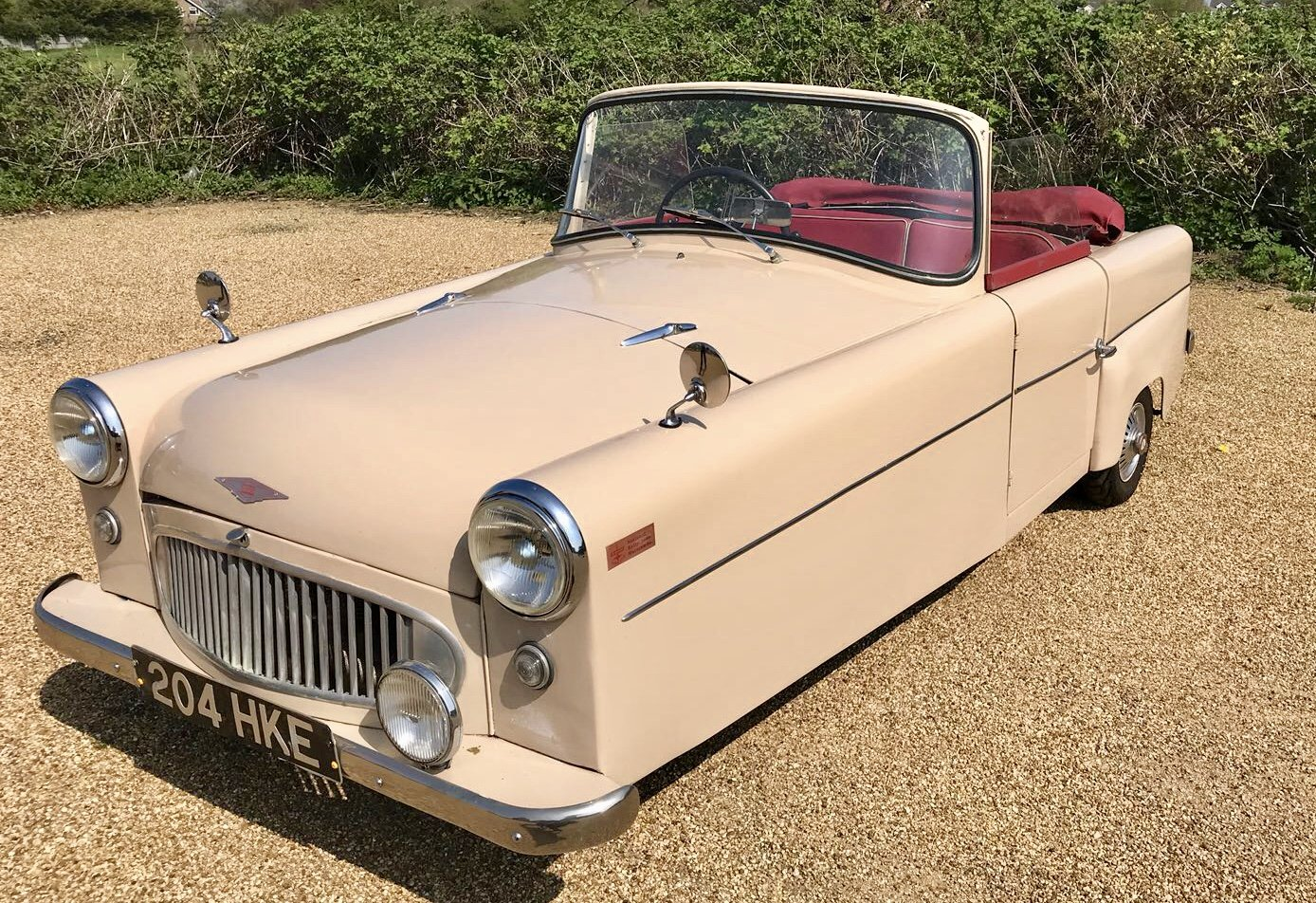 1959 Bond Minicar MkF For Sale (picture 1 of 5)
