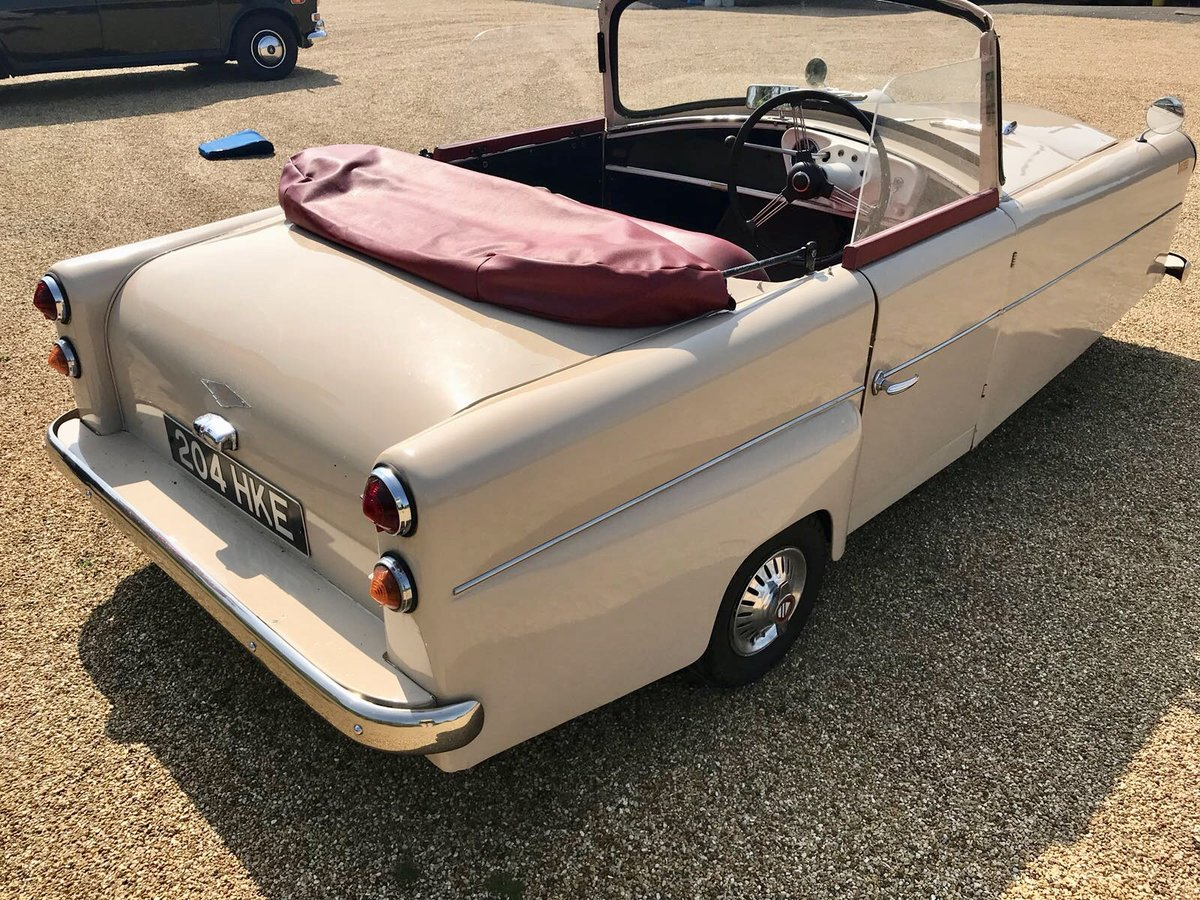 1959 Bond Minicar MkF For Sale (picture 2 of 5)