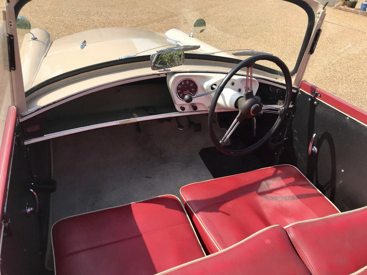 1959 Bond Minicar MkF For Sale (picture 3 of 5)