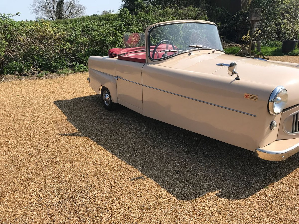 1959 Bond Minicar MkF For Sale (picture 5 of 5)