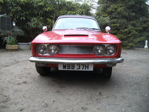 1969 Bond Equipe 2.0 Convertible For Sale (picture 2 of 6)