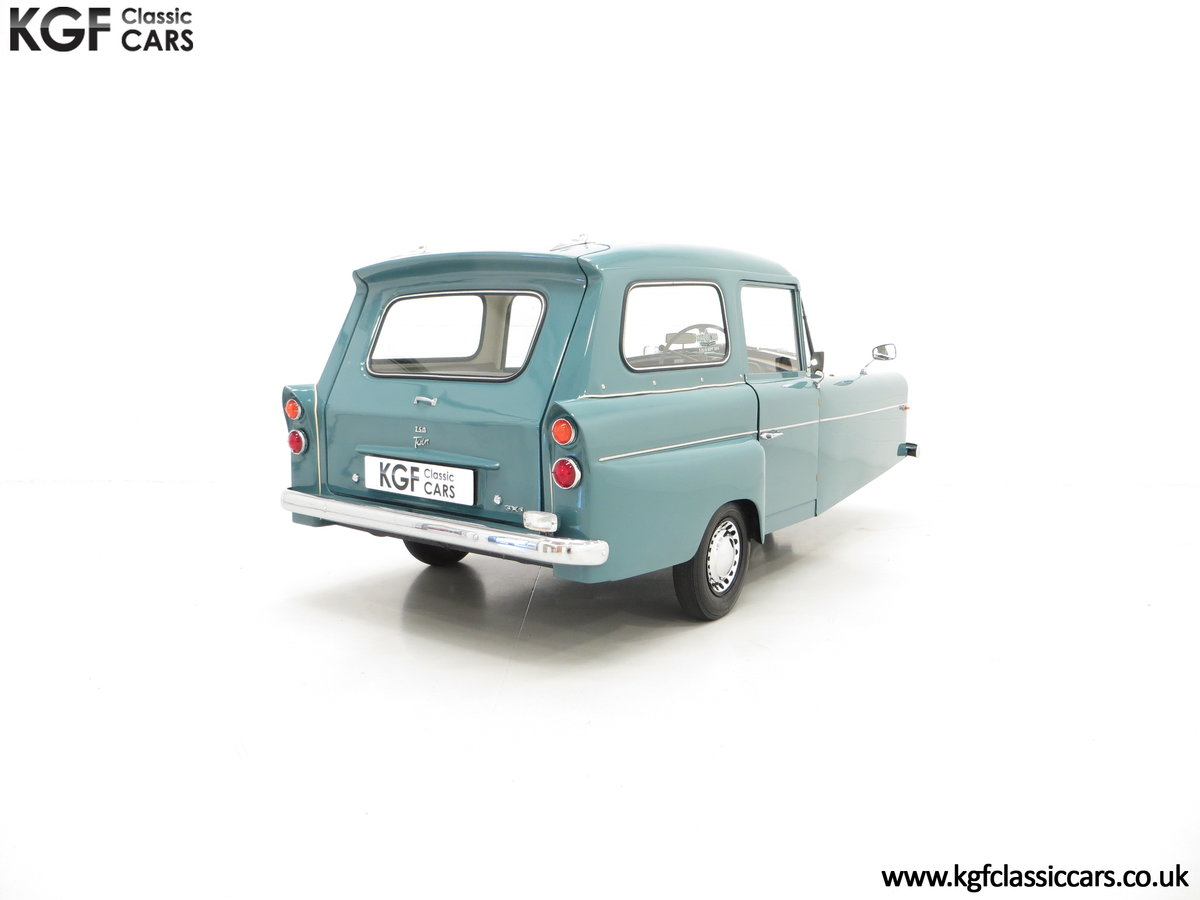 1966 A Professionally Restored Bond Minicar 250 G Estate For Sale (picture 5 of 6)