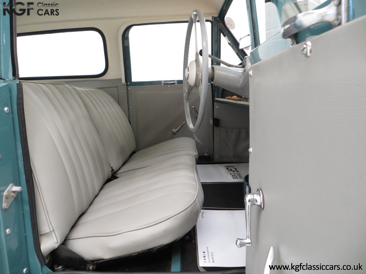 1966 A Professionally Restored Bond Minicar 250 G Estate For Sale (picture 6 of 6)
