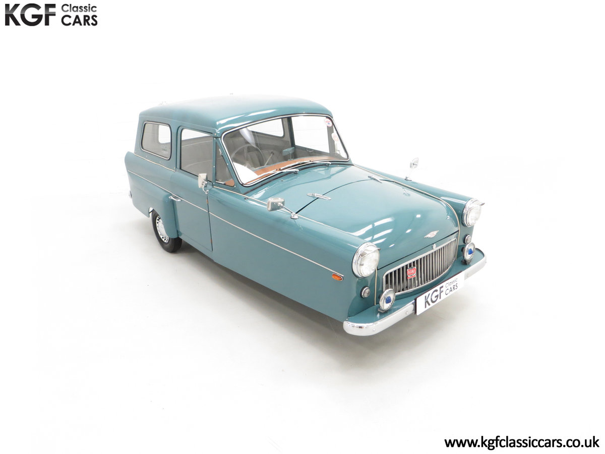 1966 A Professionally Restored Bond Minicar 250 G Estate SOLD (picture 2 of 24)