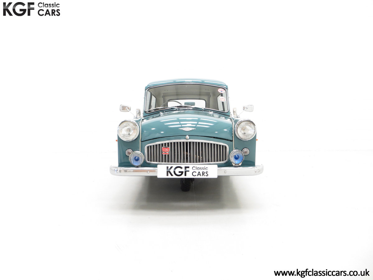 1966 A Professionally Restored Bond Minicar 250 G Estate SOLD (picture 3 of 24)