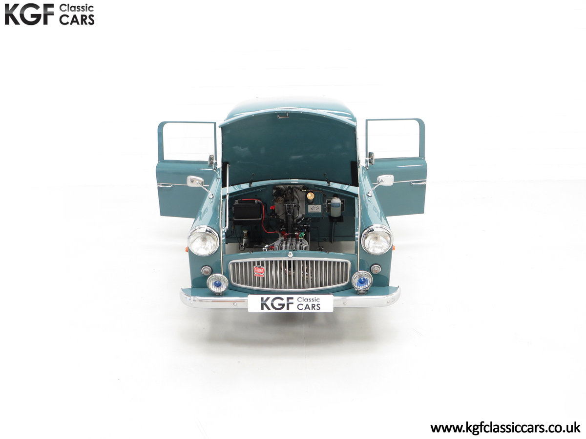1966 A Professionally Restored Bond Minicar 250 G Estate SOLD (picture 4 of 24)