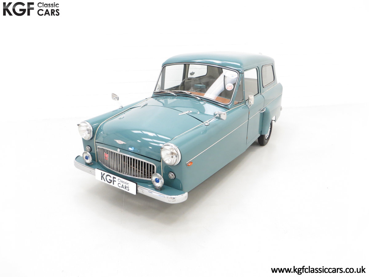 1966 A Professionally Restored Bond Minicar 250 G Estate SOLD (picture 5 of 24)