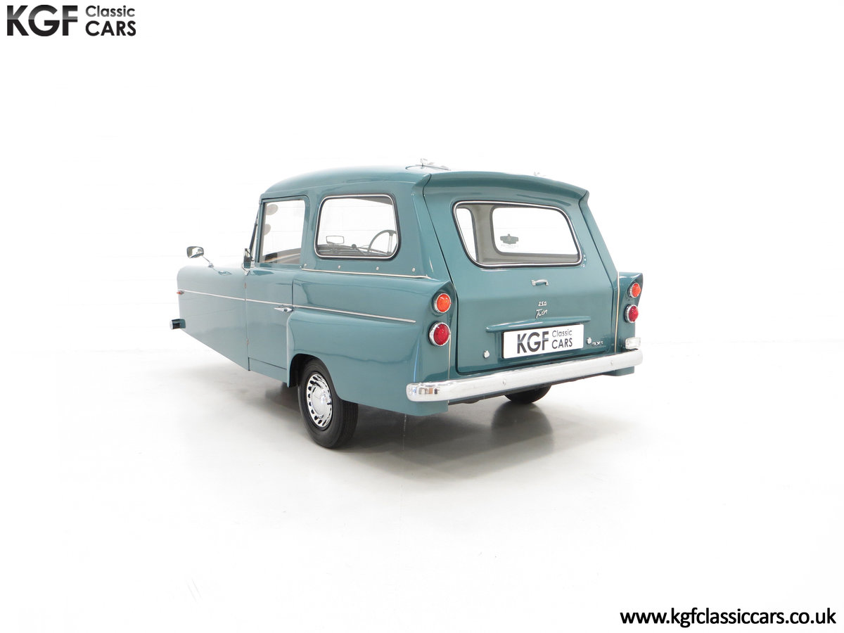 1966 A Professionally Restored Bond Minicar 250 G Estate SOLD (picture 8 of 24)