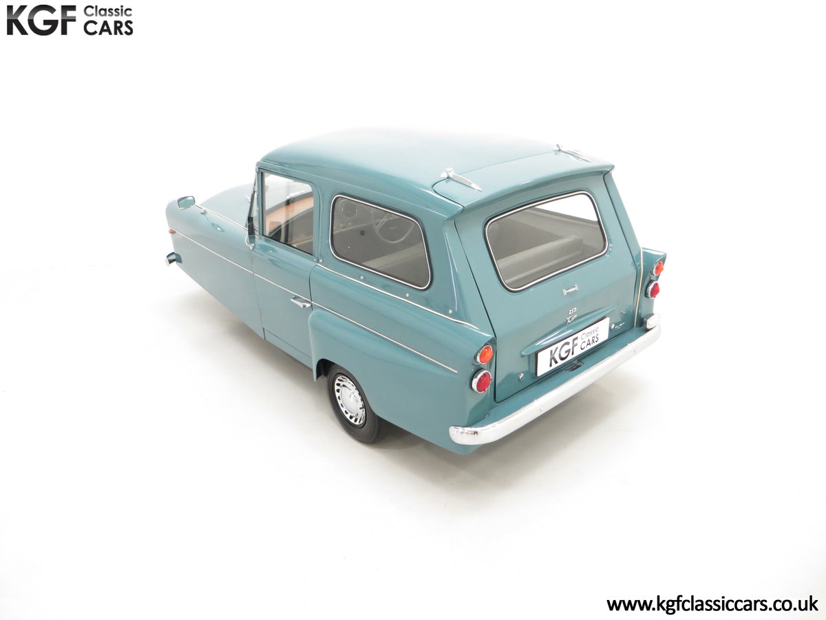 1966 A Professionally Restored Bond Minicar 250 G Estate SOLD (picture 9 of 24)