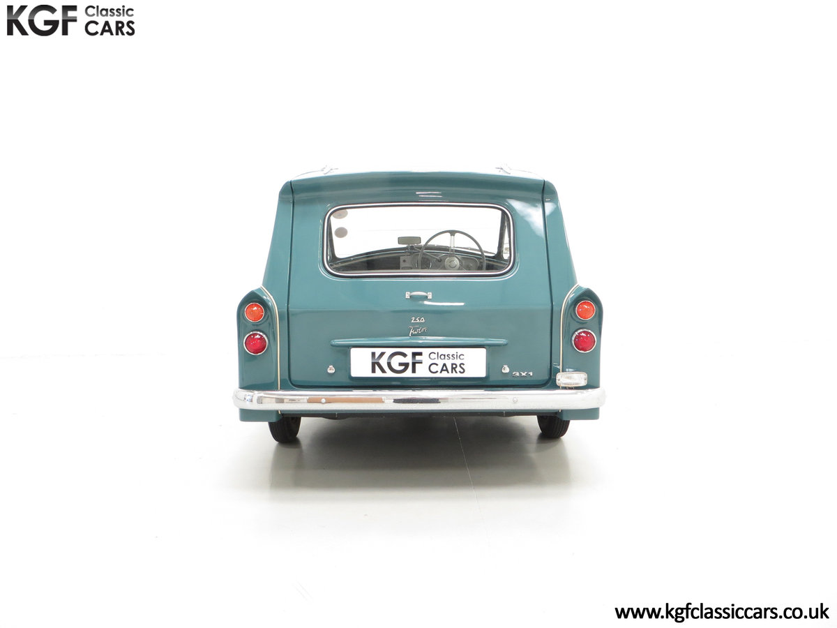 1966 A Professionally Restored Bond Minicar 250 G Estate SOLD (picture 10 of 24)