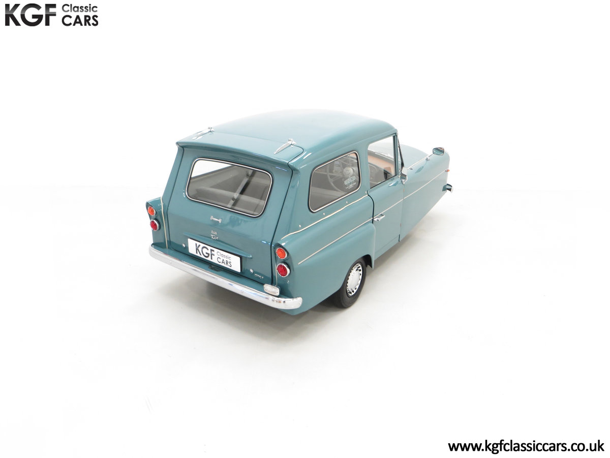 1966 A Professionally Restored Bond Minicar 250 G Estate SOLD (picture 12 of 24)