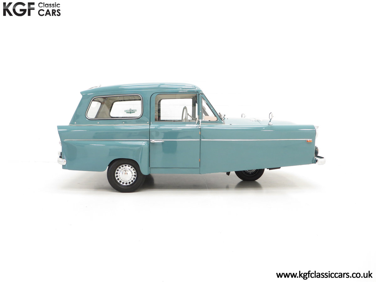 1966 A Professionally Restored Bond Minicar 250 G Estate SOLD (picture 14 of 24)