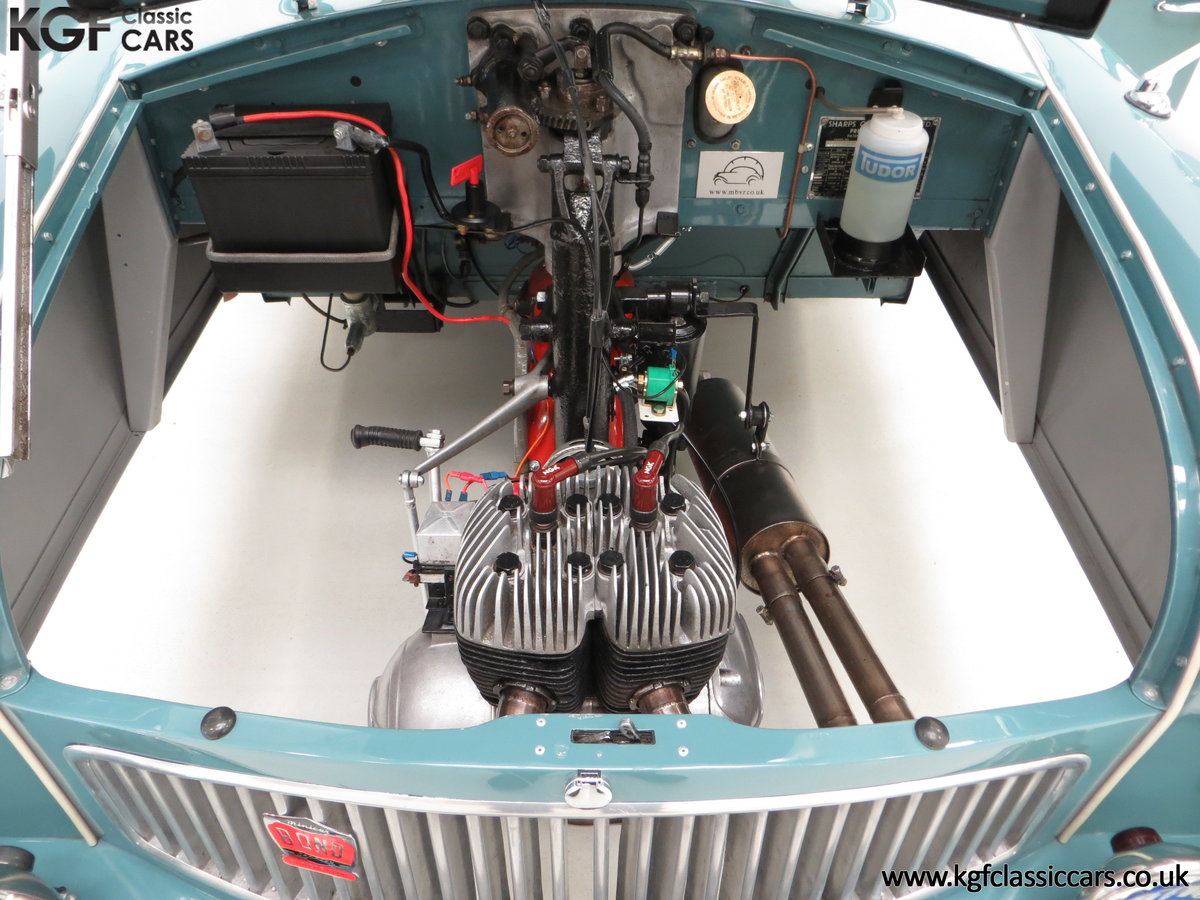 1966 A Professionally Restored Bond Minicar 250 G Estate SOLD (picture 15 of 24)
