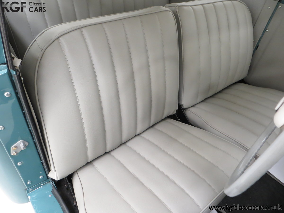 1966 A Professionally Restored Bond Minicar 250 G Estate SOLD (picture 17 of 24)