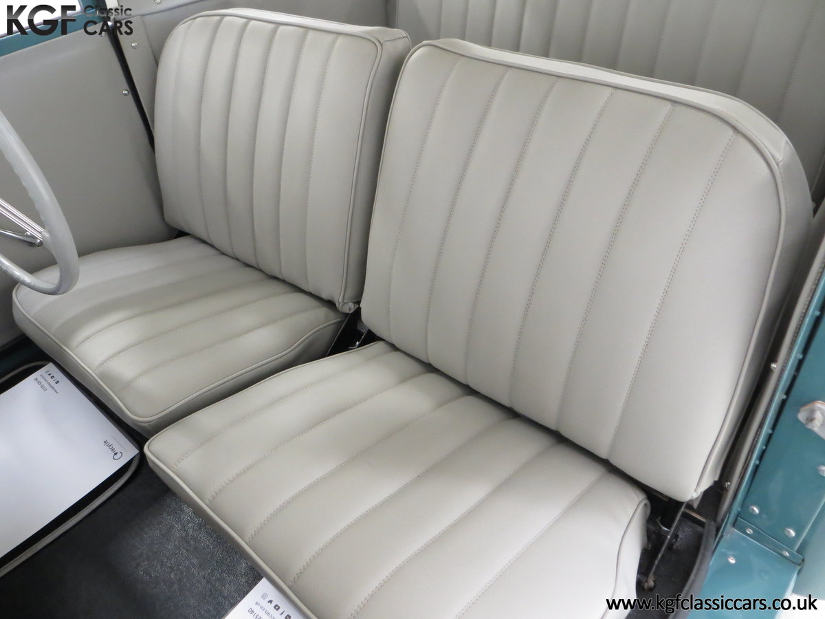 1966 A Professionally Restored Bond Minicar 250 G Estate SOLD (picture 19 of 24)