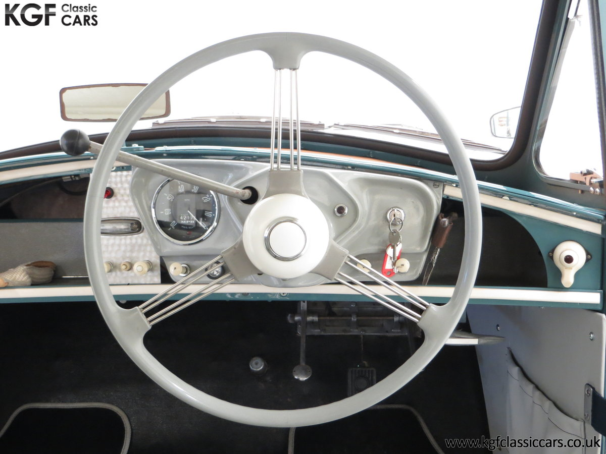1966 A Professionally Restored Bond Minicar 250 G Estate SOLD (picture 20 of 24)