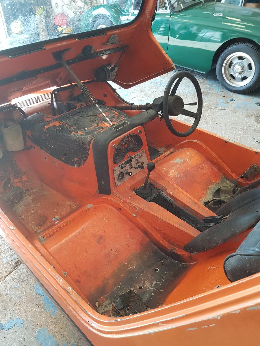 1973 Bond Bug for restoration SOLD (picture 6 of 6)