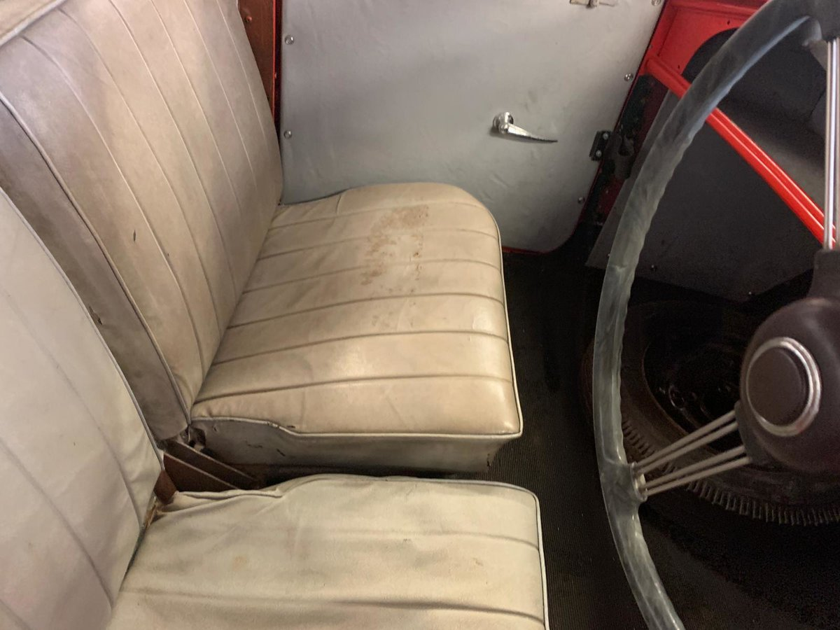 1958 BOND 'F' 250 Saloon For Sale (picture 4 of 6)