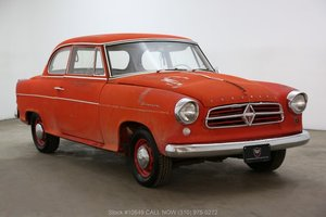 1960 Borgward Isabella For Sale