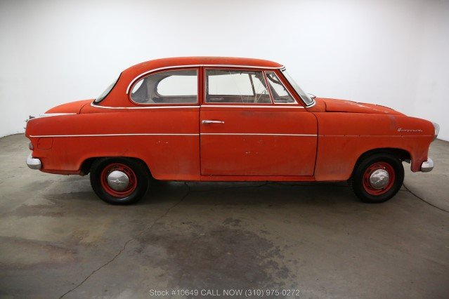 1960 Borgward Isabella For Sale (picture 2 of 6)