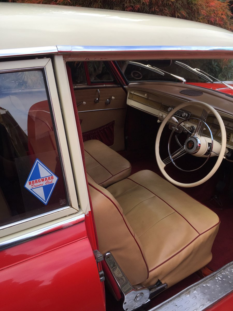 1959 Borgward Isabella TS Saloon For Sale (picture 6 of 6)