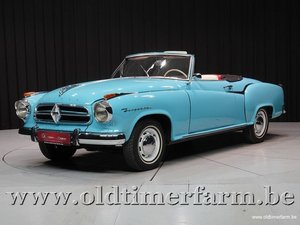 1960 Borgward Isabella Coupé '60 For Sale