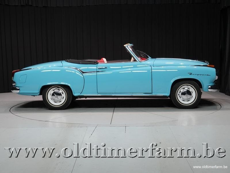 1960 Borgward Isabella Coupé '60 For Sale (picture 3 of 6)