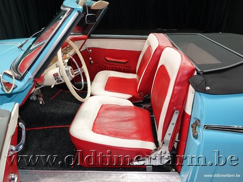 1960 Borgward Isabella Coupé '60 For Sale (picture 4 of 6)
