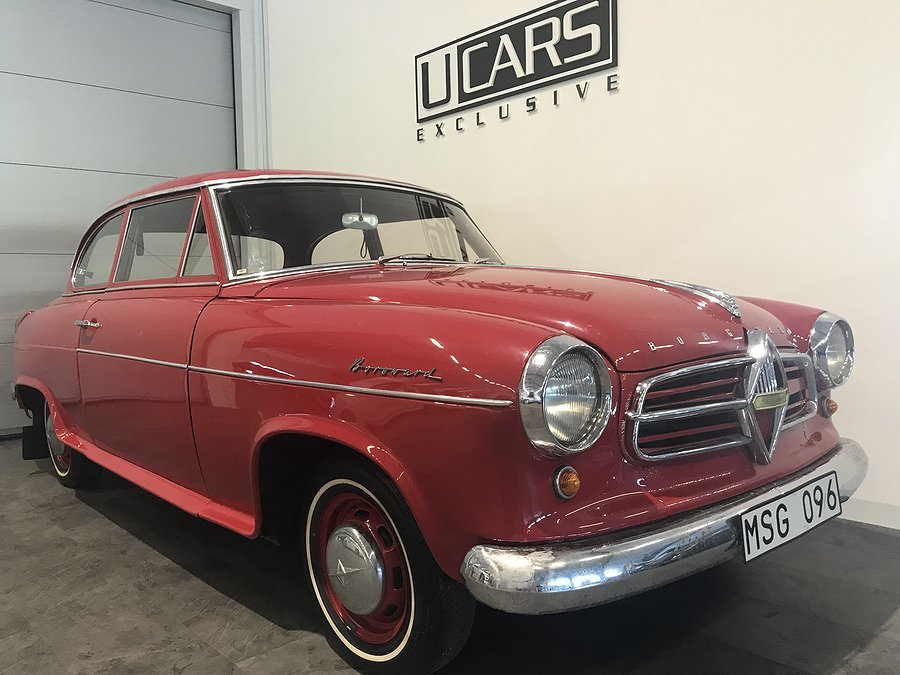 1958 Borgward Isabella For Sale (picture 1 of 6)