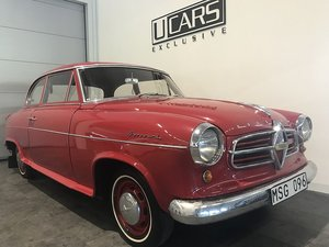 1958 Borgward Isabella For Sale