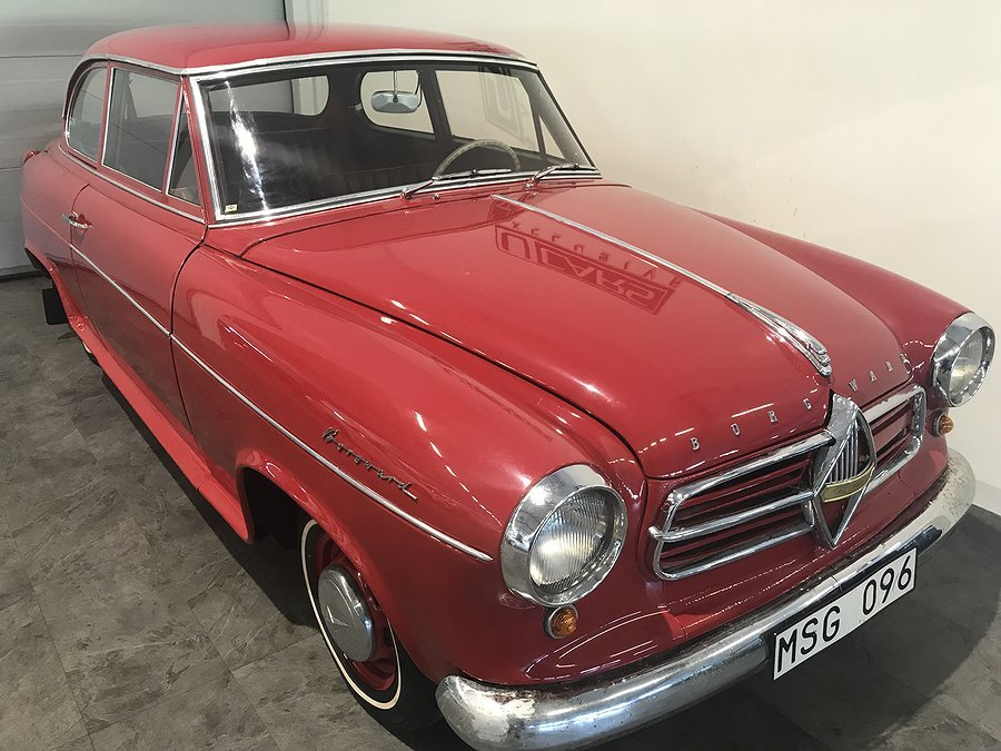 1958 Borgward Isabella For Sale (picture 2 of 6)