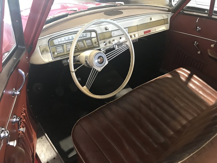 1958 Borgward Isabella For Sale (picture 5 of 6)