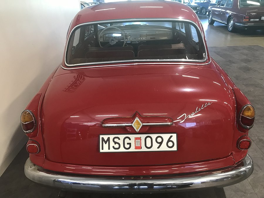 1958 Borgward Isabella For Sale (picture 6 of 6)