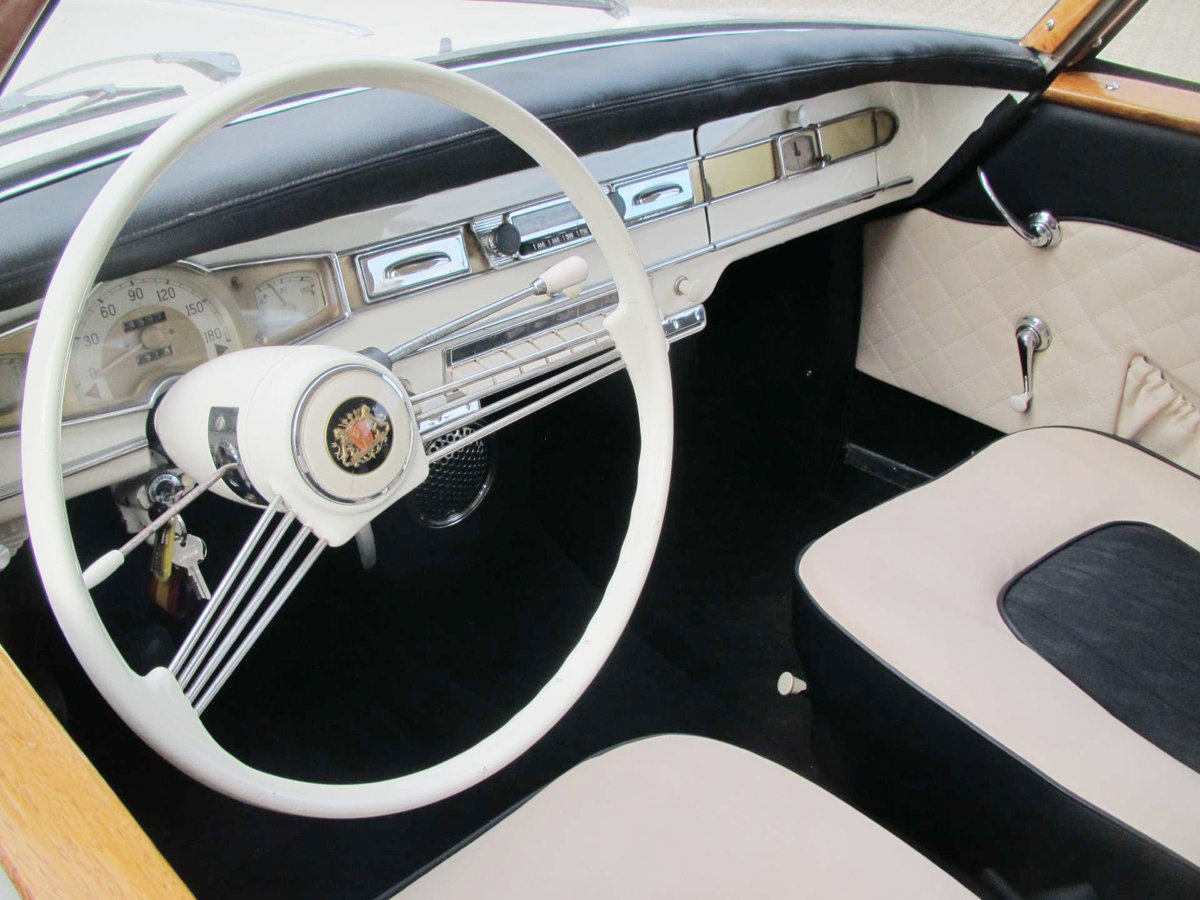 1960 Borgward Isabella T5 Coupe 17 Jan 2020 For Sale by Auction (picture 3 of 3)