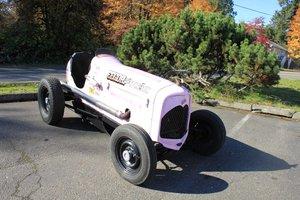"1952 Borgward Midget ""Eegore the Eyesore"" Famously Raced"