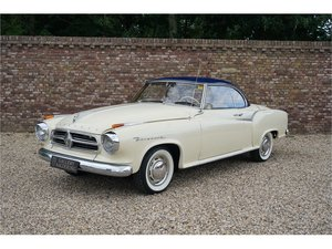 1965 Borgward Isabella Nice driving condition For Sale