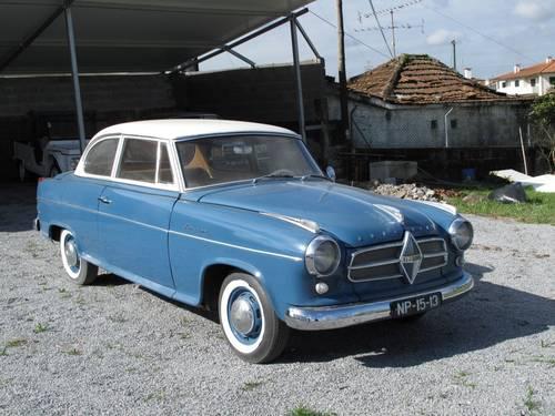 1954 Borgward Isabella Hansa 1500 TS For Sale (picture 1 of 6)