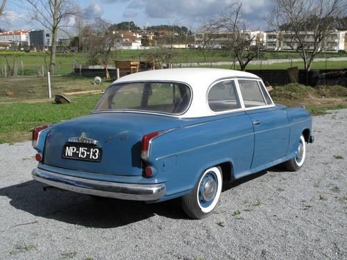 1954 Borgward Isabella Hansa 1500 TS For Sale (picture 2 of 6)
