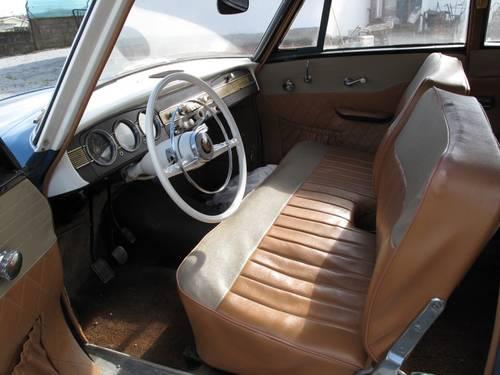 1954 Borgward Isabella Hansa 1500 TS For Sale (picture 3 of 6)