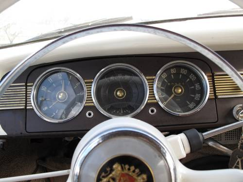 1954 Borgward Isabella Hansa 1500 TS For Sale (picture 4 of 6)