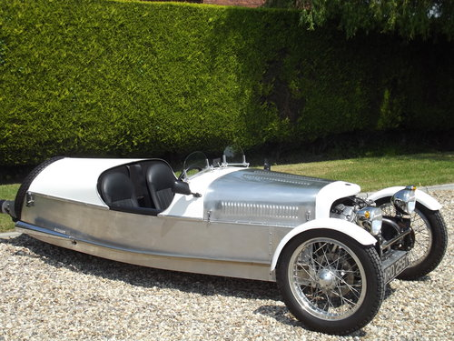 2011 BRA CX3/ Aero Cycles / MorganThree Wheeler evocation SOLD (picture 1 of 6)