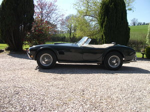 1963 BRA/MG 289 Cobra. Car no 81 0001 V8 For Sale