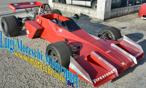 1973 Brabham BT 40 F2 Cosworth SOLD (picture 1 of 6)