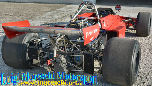 1973 Brabham BT 40 F2 Cosworth SOLD (picture 4 of 6)